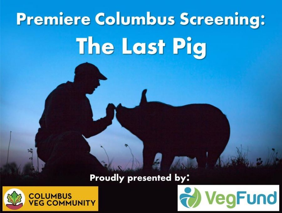 Dec 9th – Premier One Day Only Screening: The Last Pig