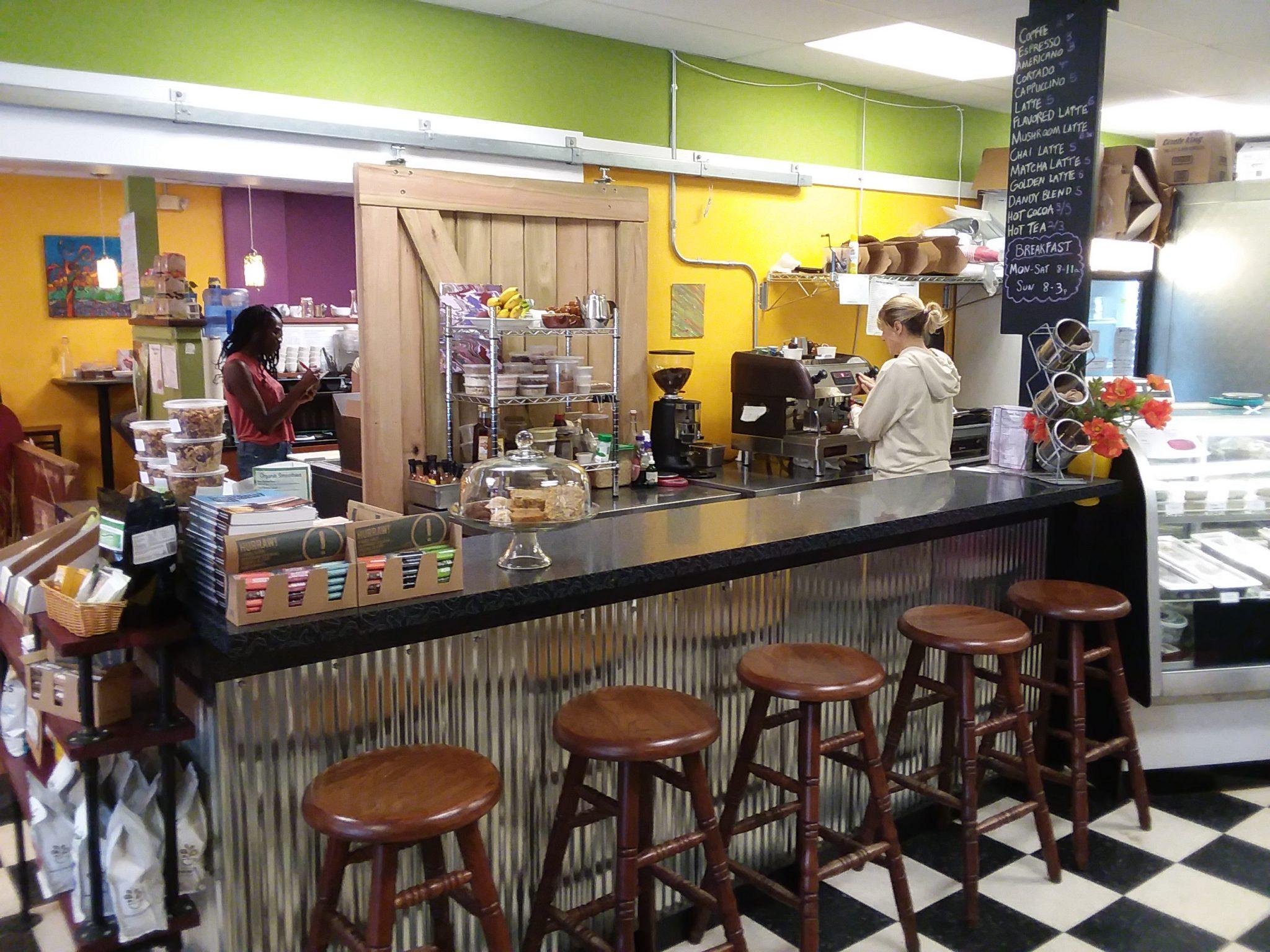 Menu – Coffee and Deli